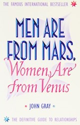 Libro Men Are From Mars ...