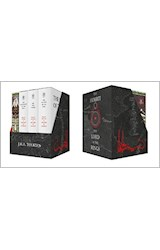 Papel Middle-Earth Treasury Box Set (Lord of the Rings + The Hobbit)