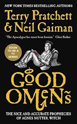 Papel Good Omens: The Nice And Accurate Prophecies Of Agnes Nutter, Witch