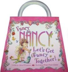 Papel Fancy Nancy Let'S Get Fancy Together