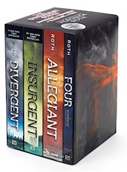 Papel Divergent Series Ultimate Paperback Box Set