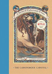 Papel The Carnivorous Carnival (A Series Of Unfortunate Events 9) (Hb)