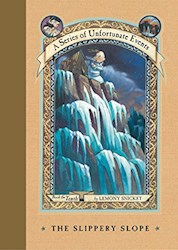 Papel The Slippery Slope (A Series Of Unfortunate Events 10)