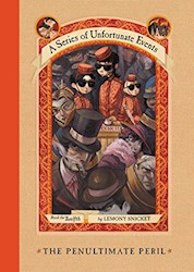 Papel The Penultimate Peril (A Series Of Unfortunate Events 12)