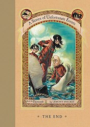 Papel The End (A Series Of Unfortunate Events 13) (Hb)