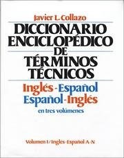 Papel Diccionario De Terminos Tecnicos 3 Tomos