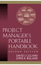 E-book Project Manager's Portable Handbook