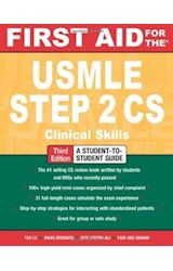 E-book First Aid for the USMLE Step 2 CS, Third Edition