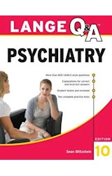 E-book Lange Q&A Psychiatry, 10th Edition