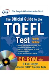 Papel Official Guide to the TOEFL Test With CD-ROM, 4th Edition