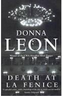 Papel DEATH AT LA FENICE
