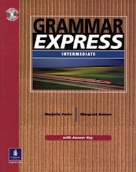 Papel Grammar Express Interm Am Bk W/Cd Rom & Key