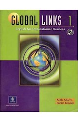 Papel GLOBAL LINKS 1 ENGLISH FOR INTERNATIONAL BUSINESS [C/CD]