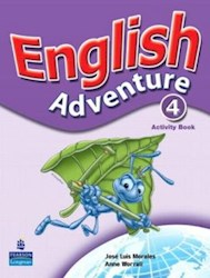 Papel English Adventure 4 Intensive Class Cd