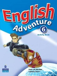 Papel English Adventure 6 Intensive Class Cd