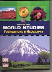 Papel World Studies Foundations Of Geography