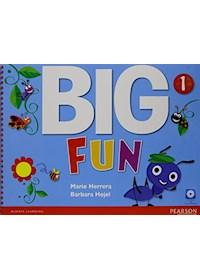 Papel Big Fun 1 - Sb + Cd-Rom