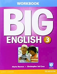 Libro Big English Workbook With Online Audio