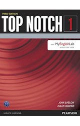 Papel Top Notch 1 Student Book with MyEnglishLab (3rd Edition)