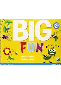 Papel Big Fun 2 - Sb + Cd-Rom