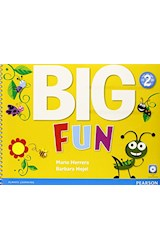 Papel BIG FUN 2 STUDENTS' BOOK (C/CD ROM)