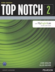 Papel Top Notch 2 Student Book With Myenglishlab (3Rd Edition)