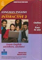 Papel Longman English Interactive 3 Online Version