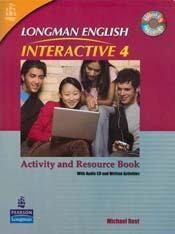 Papel Longman English Interactive 4