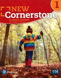 Libro New Cornerstone , Grade 1 A/B Student Edition With Ebook