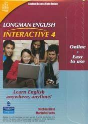 Papel Longman English Interactive 4 Online Version