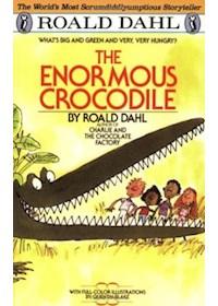 Papel The Enormous Crocodile