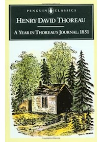 Papel Year In Thoreau'S Journal:1851,A