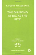 Papel DIAMOND AS BIG AS THE RITZ AND OTHER STORIES