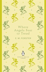 Papel Where Angels Fear To Tread (The Penguin English Library)