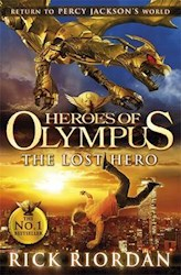 Papel The Lost Hero (Heroes Of Olympus #1)