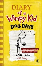 Papel Dog Days (Diary Of A Wimpy Kid #4)