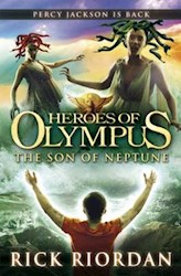Papel The Son Of Neptune (Heroes Of Olympus #2)