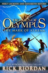 Papel The Mark Of Athena (Heroes Of The Olympus #3)