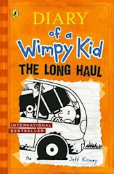 Papel The Long Haul (Diary Of A Wimpy Kid #9)