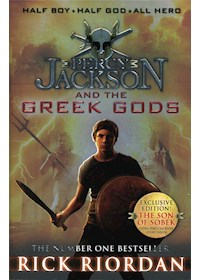 Papel Percy Jackson And The Greek Gods