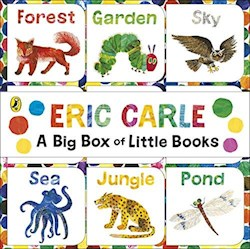 Papel Eric Carle - A Big Box Of Little Books