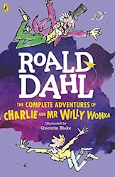 Papel The Complete Adventures Of Charlie And Mr Willy Wonka