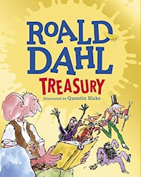 Papel The Roald Dahl Treasury - Hdbck