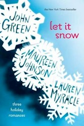 Papel Let It Snow: Three Holiday Romances