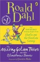 Papel The Missing Golden Ticket And Other Splendiferous Secrets