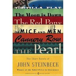 Papel The Short Novels Of John Steinbeck (Penguin Deluxe)