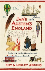 Papel Jane Austen's England: Daily Life in the Georgian and Regency Periods