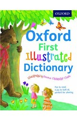 Papel Oxford First Illustrated Dictionary