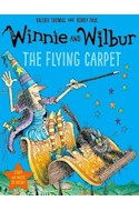 Papel WINNIE AND WILBUR THE FLYING CARPET (STORY AND MUSIC CD INSIDE) (RUSTICA)