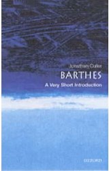 Papel Barthes: A Very Short Introduction
